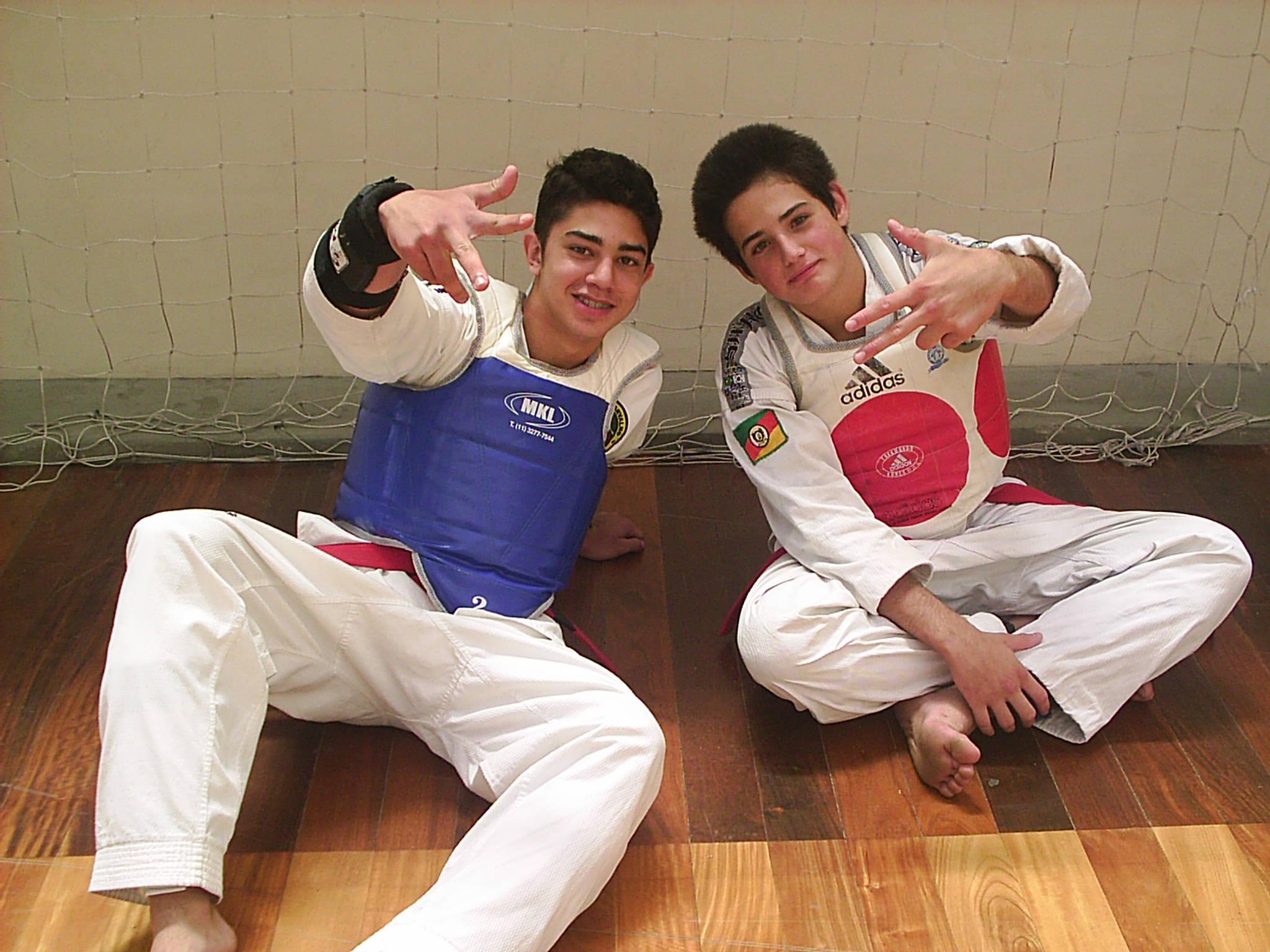 Exame de Faixa Preta - Taekwondo