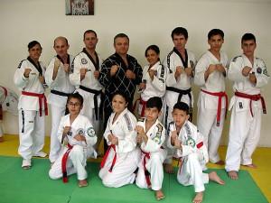 Preta Taekwondo Dez 2010