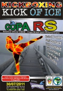 Cartaz Copa RS