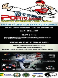 Cartaz Poa Open 2011